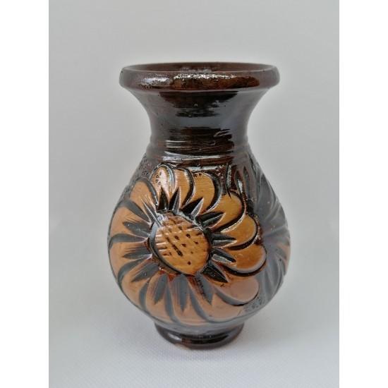 Vaza ceramica de Corund - 15 cm