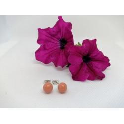 Cercei cu perlă made by Swarovski®