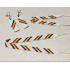 Set Amalia compus din cercei, brățară și zgărdan